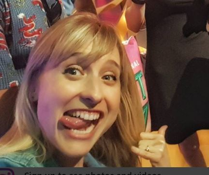 Allison Mack came to Keith Raniere as a successful actress in a starring role in a TV show. Under his tutelage she became a slave of Keith Raniere.
