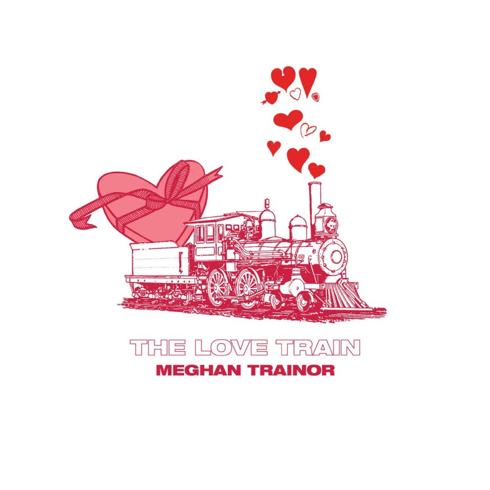 The Love Train Meghan Trainor: GLOBAL SUPERSTAR MEGHAN TRAINOR UNVEILS NEW EP THE LOVE