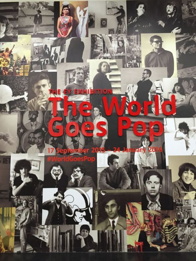 Exhibition: The World Goes Pop