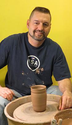 Jeff Lenzmeier, Art Wander Artist