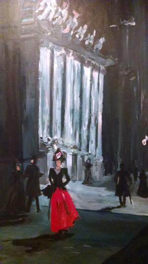 Anna Maria Sabat, Art Wander Artist