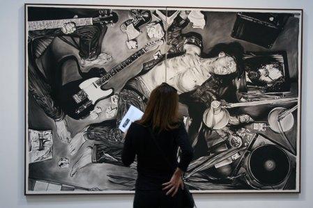 Patrick Painter presents Rinus Van de Velde