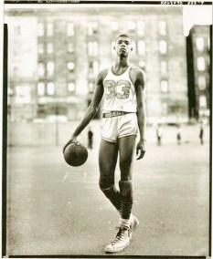 Kareem Abdul Jabar at 16, 1963 ©Richard Avedon Foundation