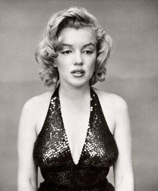Marilyn Monroe Photograph by Richard Avedon © The Richard Avedon Foundation, New York