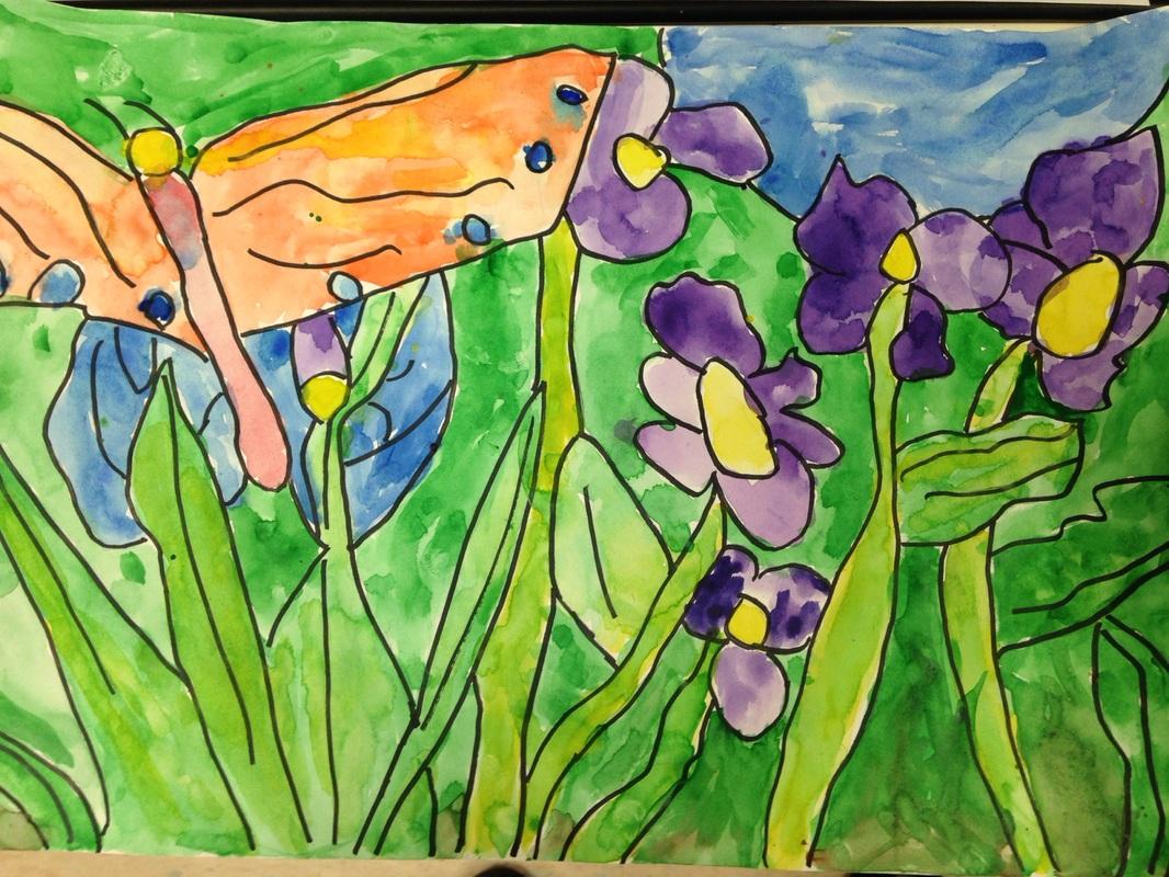 Henri Rousseau Jungles Art With Mrs Steuer