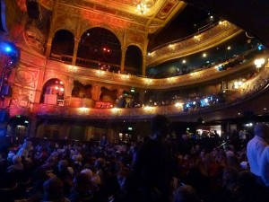 TThe Hackney Empire inside