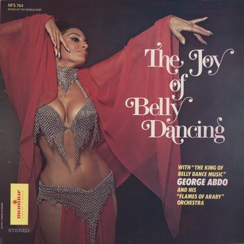 Joy of Belly Dancing (CD edition... | George Abdo | MP3 ...