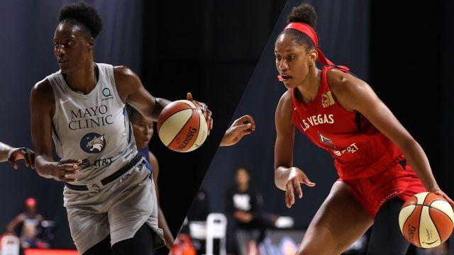 In Spanish-Minnesota Lynx vs. Las Vegas Aces | Watch ESPN