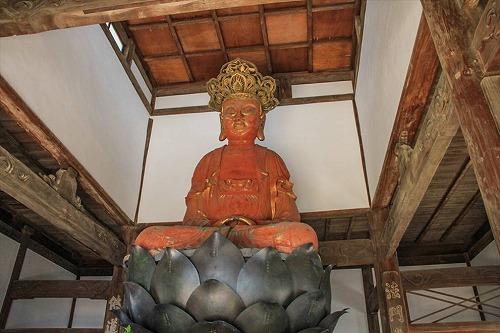晧台寺の大仏