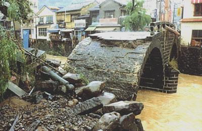 長崎大水害