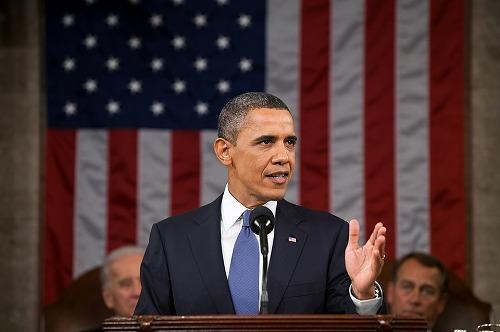 バラク オバマ 大統領