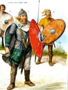 5世紀のアングロ・サクソン人