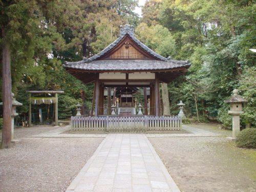ワタツミ神社