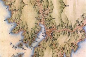 長崎古地図