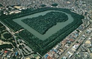 日本最大の前方後円墳
