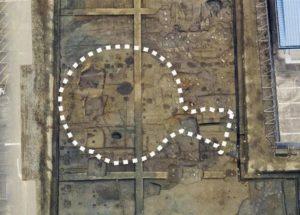 奈良県橿原市の瀬田遺跡