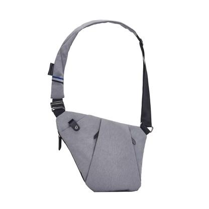 Сумка-мессенджер ArtX Style Серый #04N