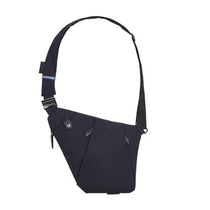 Сумка-кобура-мессенджер мужская ArtX Style черная #03N