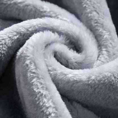 Теплый мужской зимний спортивный костюм на меху ArtX Camo серый #311