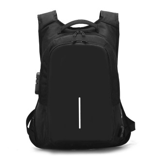 Рюкзак анти-вор ArtX Fort  USB 16 л Черный #217-1