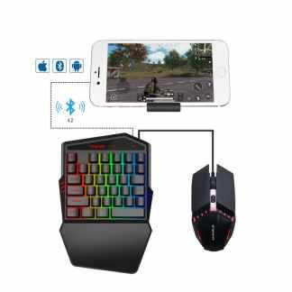 Игровая консоль клавиатура мышь ArtX #516-2