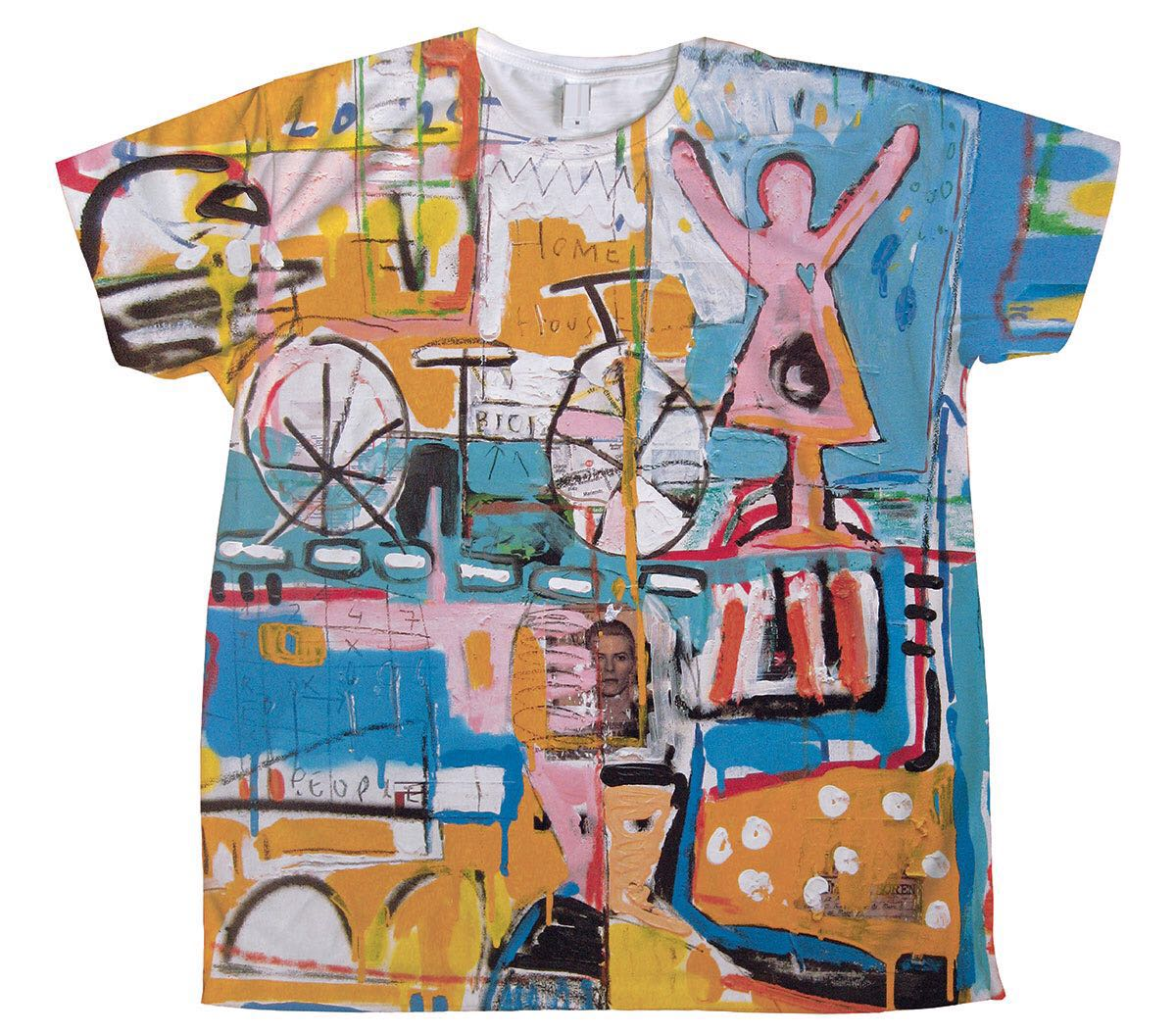 xavi garcia camiseta bowie