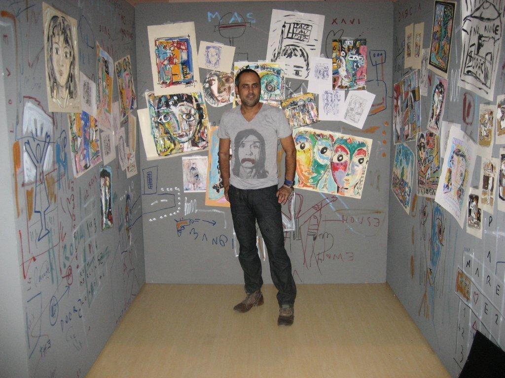 Exposición Centre Cultural L'Escorxador de Elche - Mayo 2012 (Foto 1)