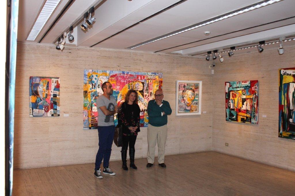 Exposición Museo de la Universidad de Alicante - Enero 2012 (Foto 1)