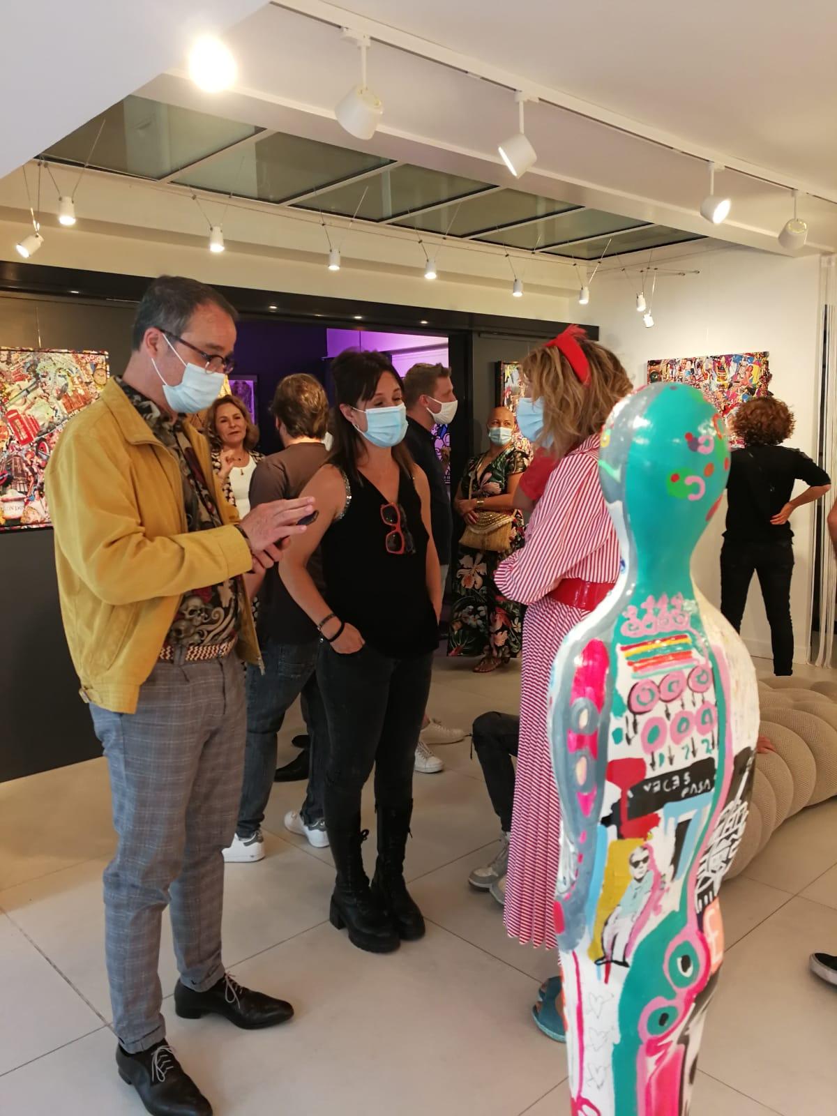 Exposición Ki Galerie de París (Foto 8)