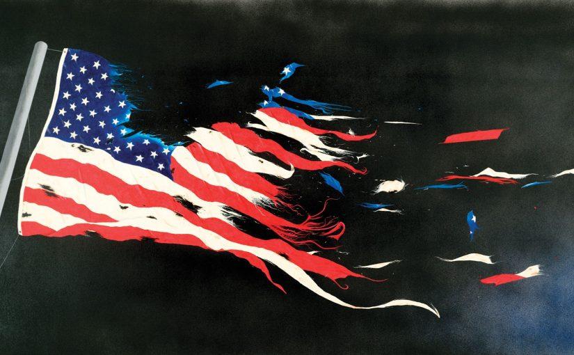 Le monde de l'art à l'heure des élections présidentielles américaines !