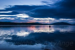 Rothesay After Sunset