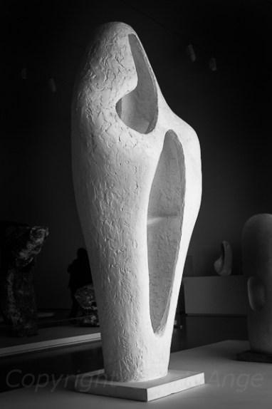 Figure for Landscape by Barbara Hepworth