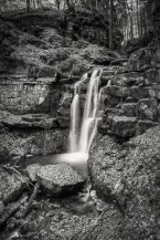 Wharnley Burn Waterfall in Mono