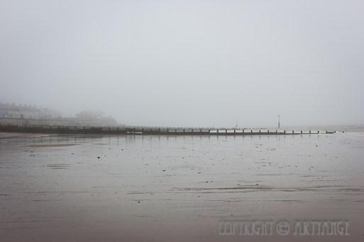 Hornsea in the Mist