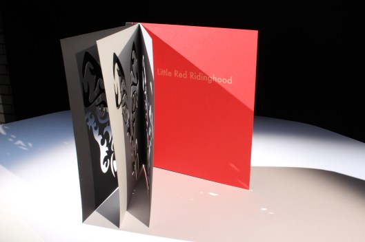 Red Ridinghood Book Cover