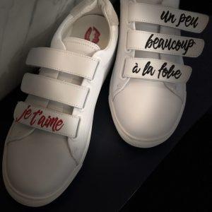 Bons baisiers de paname sneakers Edith je t'aime
