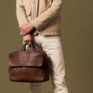 Bleu de chauffe sac business Zeppo