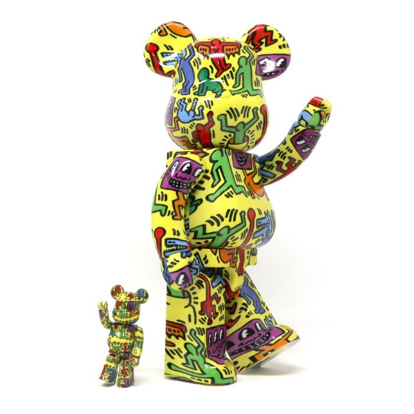 bearbrick-keith-haring-5-set-100-and-400-artydandy