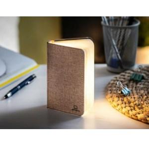gingko-mini-lampe-format-carnet-A6-tissu-cafe-artydandy