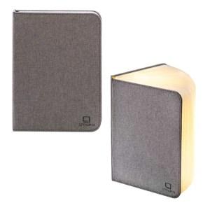 gingko-mini-lampe-format-carnet-A6-tissu-gris-artydandy