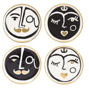 jonathan-adler-set-4-sous-verres-coasters-porcelaine-marseilles-artydandy