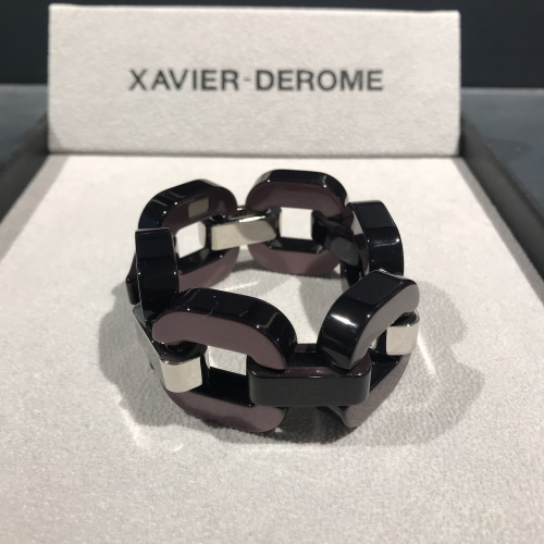 xavier-derome-bracelet-acetate-aubergine-artydandy
