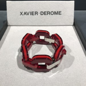 xavier-derome-bracelet-acetate-rouge-intense-artydandy
