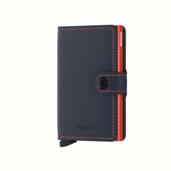 Porte-cartes-cuir-Secrid-Miniwallet-Matte-Night-Blue-Orange-Front-artydandy