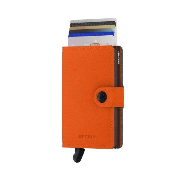 Secrid-porte-cartes-miniwallet-yard-orange-front-avec-cartes-artydandy