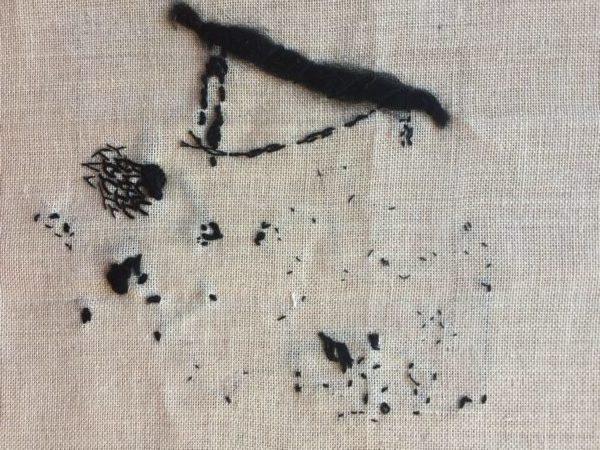 sampler marks MIque Menheere