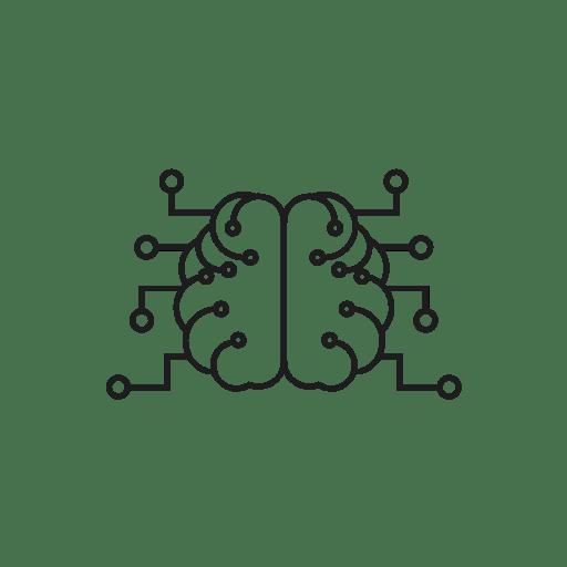 3) More Efficient Brain Functioning