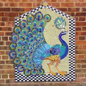Walthamstow Village Gateway Peacock