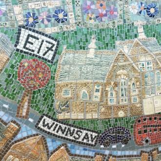 Winns Primary school mosaic