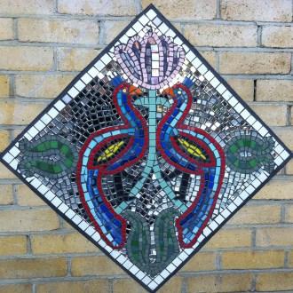 Maria Fidelis RC mosaics